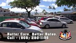 Maui Car Rental - Frank's Friendly Cars