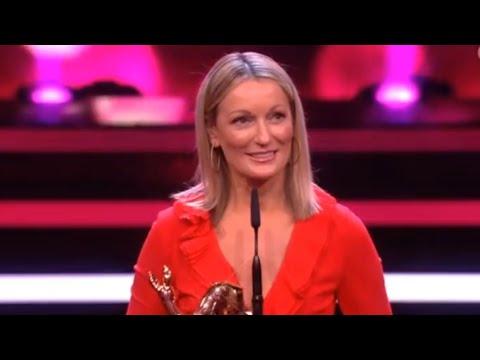Monika Gruber gewinnt Bambi 2017