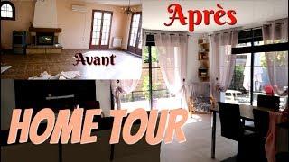 HOME TOUR : notre maison totalement rénovée!!
