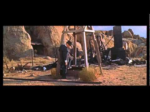 """Bad day at Black Rock""-Trailer.US54"" mpg MGM-Mirisch-John Sturges banner"