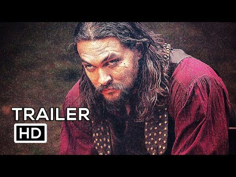 FRONTIER Season 2 Trailer (2017) Jason Momoa Netflix Series HD