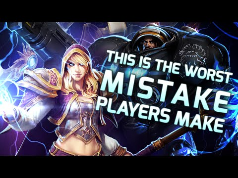 Heroes of the Storm - The Worst Mistake you Can Make, and How to Avoid It (Guide)