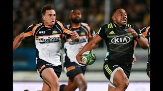 Super Rugby 2019 Round Three: Hurricanes vs Brumbies