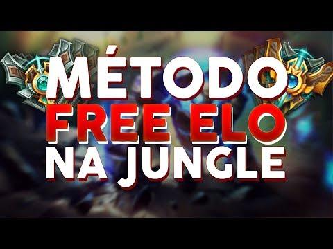 MÉTODO FREE ELO NA JUNGLE - APRENDA AGORA! || ANÁLISE DE PARTIDA #2 BY MIXRJ