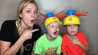 First Grade Quiz Wet Head Challenge!