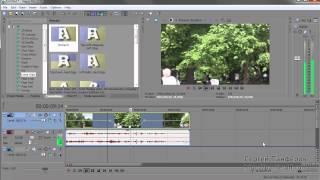 Видео-урок №25. Ускорение и замедление видео-клипов