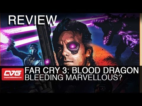 Far Cry 3 Blood Dragon Review - Bleeding Marvellous?