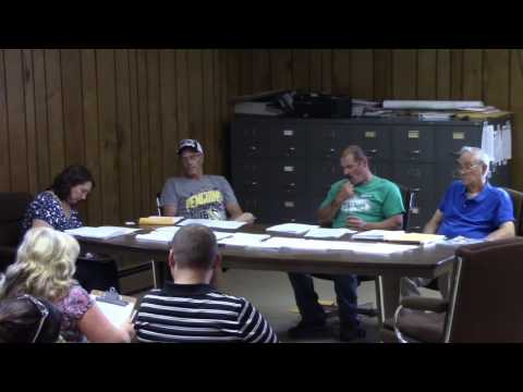 Highland Township Meeting June 14th 2017