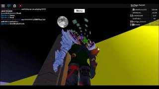 APlaying Lumber Jack tycoon on (ROBLOX)
