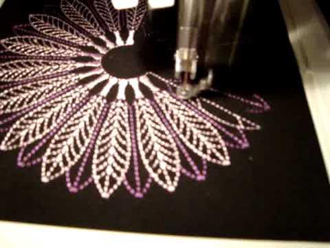Pfaff Creative 2170 Embroidery Machine Youtube