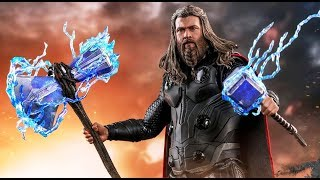 PREVIEW Hot Toys THOR Avengers Endgame / DiegoHDM
