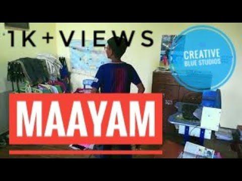 MAAYAM | SHORT FILM | MAHESH | NARAYIN | NISHANTH | CREATIVE BLUE STUDIOS