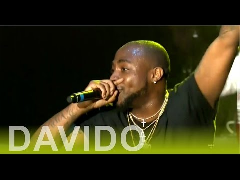DAVIDO PERFORMANCE at One Africa Music Fest 2017