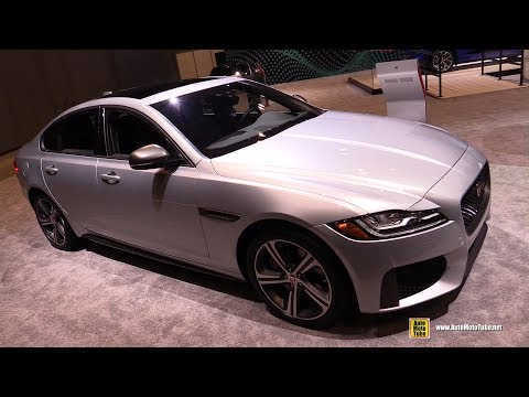 2019 Jaguar XF 300 Sport - Exterior And Interior Walkaround - 2019 Chicago Auto Show