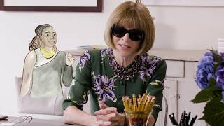 Anna Wintour on Fashion, Rihanna and more | Go Ask Anna | Vogue India