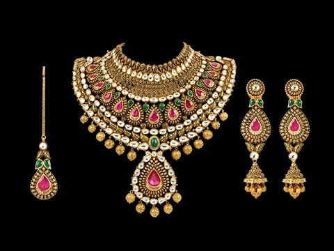 Fashion Jewellery For Traditional Party Look 2018
