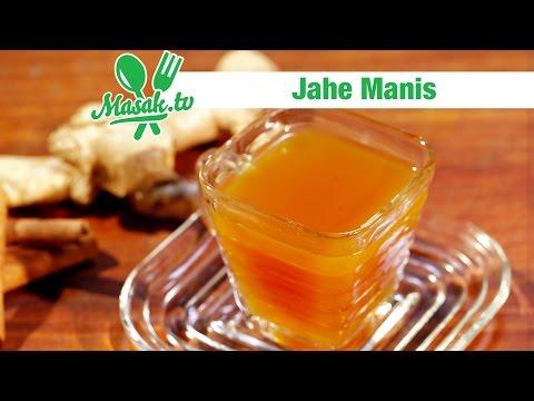 Jamu Jahe Manis | Minuman #097