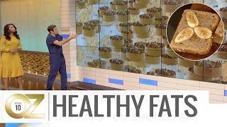The Fats You Should Eat to Help You Eat Less