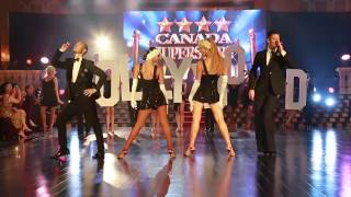 Canada Superstars Opening Number