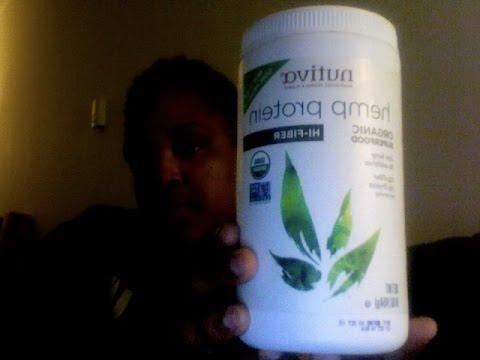 Product Review | Nutiva Hemp Protein Powder