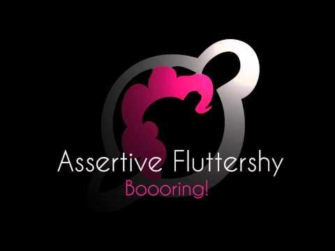 Assertive Fluttershy - Boooring!