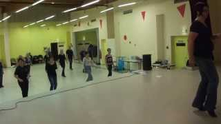 THE FINAL TEST  Line Dance