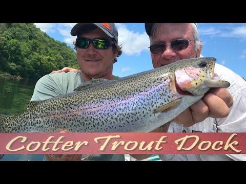 Arkansas White River Trout Fishing Report June 26, 2019