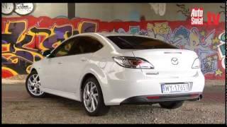 Mazda 6 - Czy jeździ tak dobrze, jak wygląda?