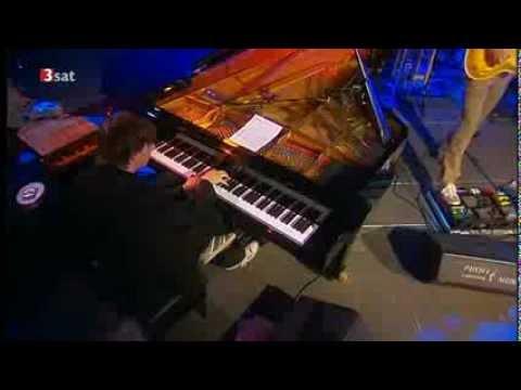 Michael Wollny & Tamar Halperin - JazzBaltica 2010