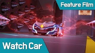 [Power Battle Watch Car] Feature Film - 'RETURN OF THE WATCH MASK' (2/2)