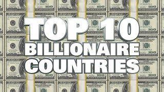 Top 10 Countries with the Most Billionaires in 2014
