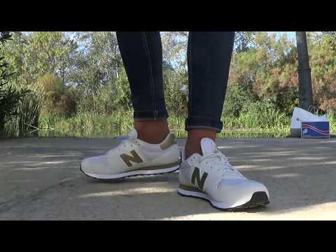 New Balance 500 Mujer Negras Zapatillas Moda GW500PSB