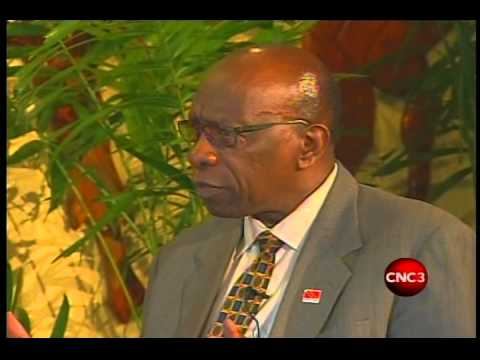 Early Morning Show 2012 10 02  Catherine Kumar and Jack Warner pt1