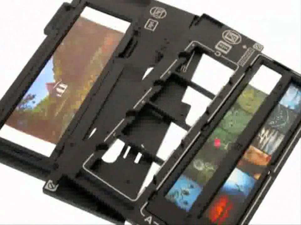 epson v600 slide scanner youtube rh youtube com epson perfection v500 photo mode d'emploi epson perfection v500 photo manual