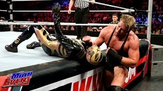 Goldust vs. Jack Swagger: WWE Main Event, Dec. 25, 2013