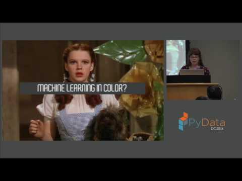 Rebecca Bilbro | Visual diagnostics for more informed machine learning