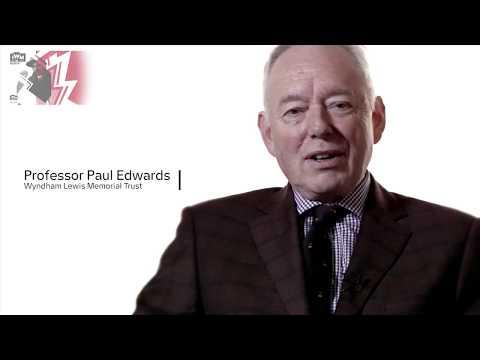 Wyndham Lewis and Vorticism: Professor Paul Edwards