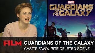 Guardians of the Galaxy Deleted Scene: Cast pick their favourite
