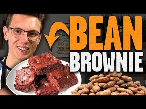 Easy Black Bean Brownies Recipe