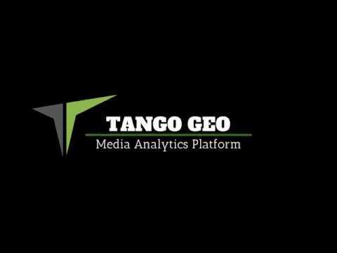TangoGEO Location Based Analytics Platform