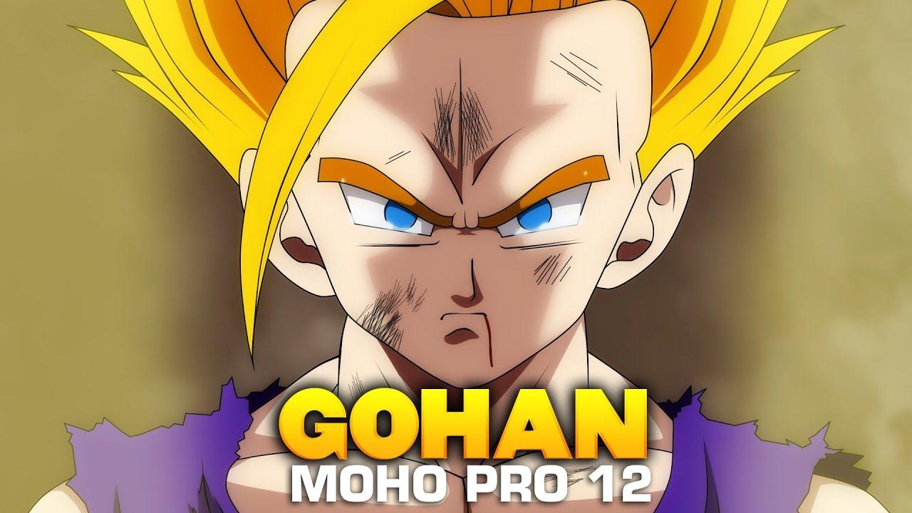 GOHAN MOHO PRO 12