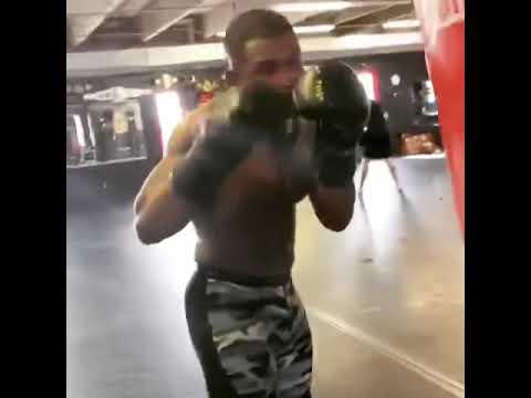 Boxing 101: Lead Hook - YouTube