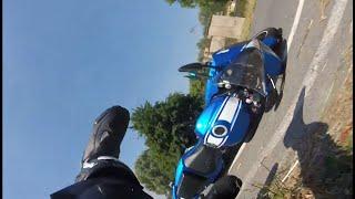 Suzuki SV 650 S Crash || And new beginning