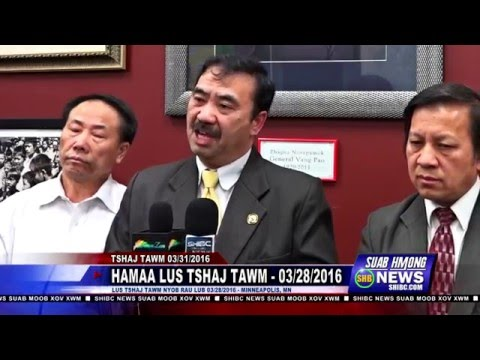 SUAB HMONG NEWS:  HAMAA received $75000 grant for Southeast Asia Veterans