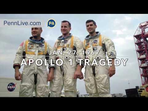 Apollo 1 in 1967 was NASA's first tragedy