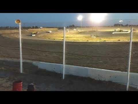 I-76 Speedway - Hobby Stocks Heat Race, 9/15/2018