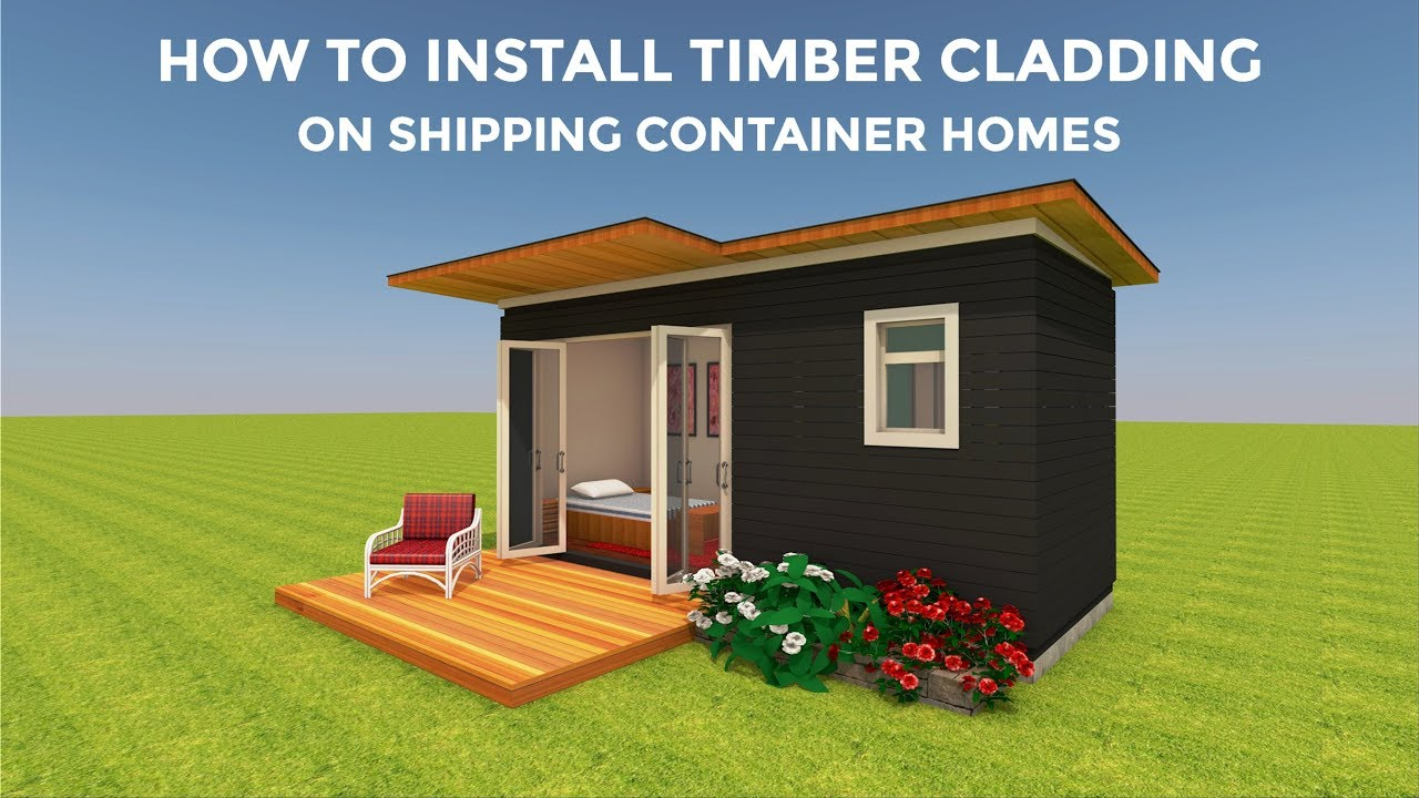 How To Attach Timber Siding And Other Exterior Cladding Finishes On
