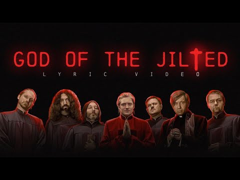 Midnight Faces – God of the Jilted ✟ Би-2 – Бог проклятых (English version lyric video)