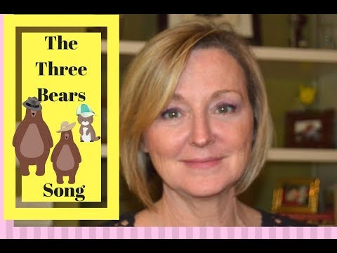 Goldilocks and the Three Bears Song: Preschool Rap