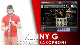 NEW Virtual Soprano Saxophone Kenny G V.3.0